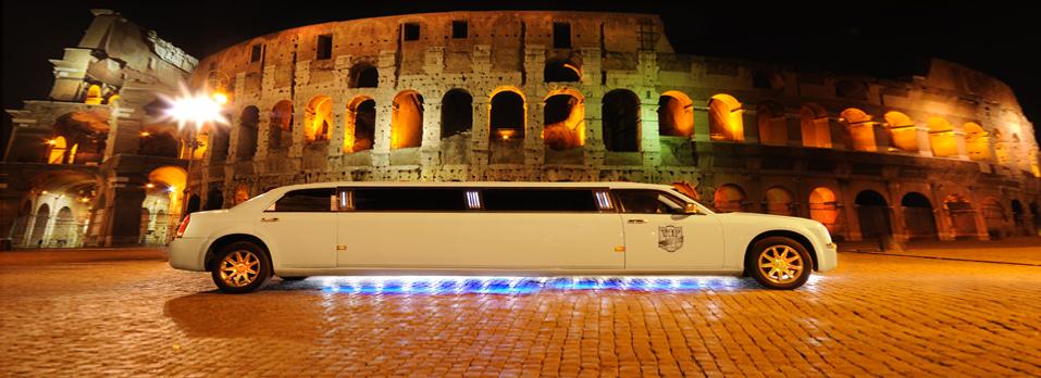 Coupon limousine roma