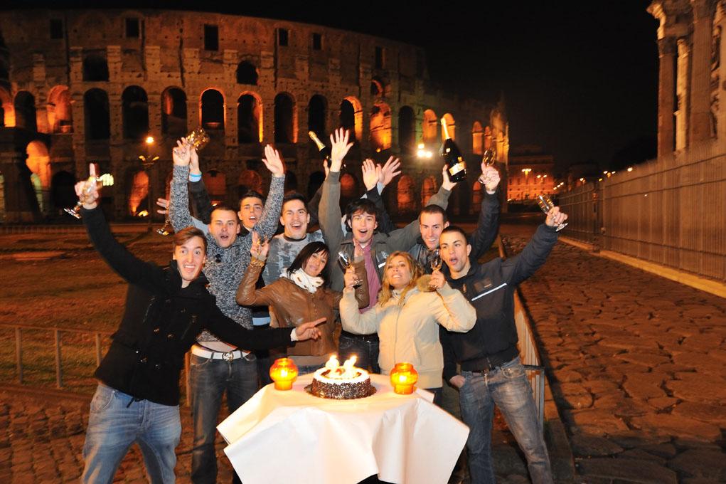 affitto limousine Roma compleanno
