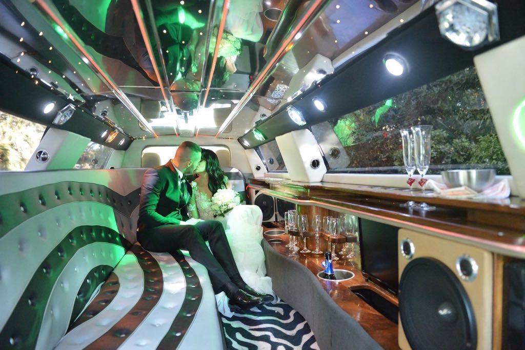 affitto limousine matrimonio Roma