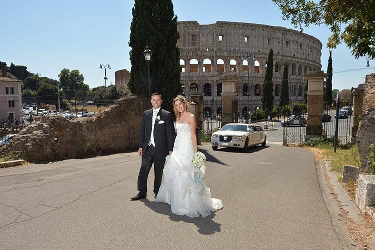 Formula Matrimonio Romano : Noleggio limousine matrimonio roma affittare le
