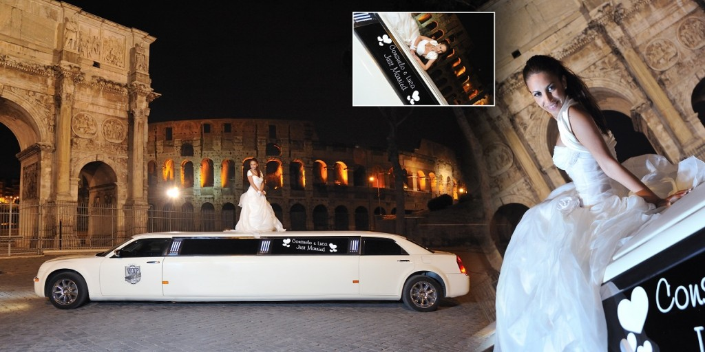 Roma noleggio limousine matrinonio roma noleggio limousine for Noleggio arredi roma