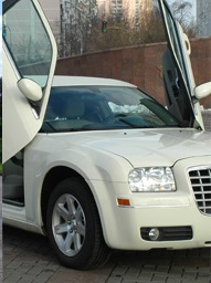 Chrysler C300 baby Bentley Roma