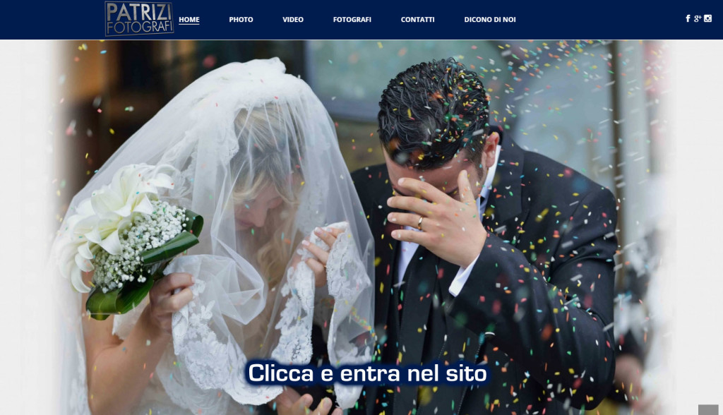 homepage patrizifotografiroma