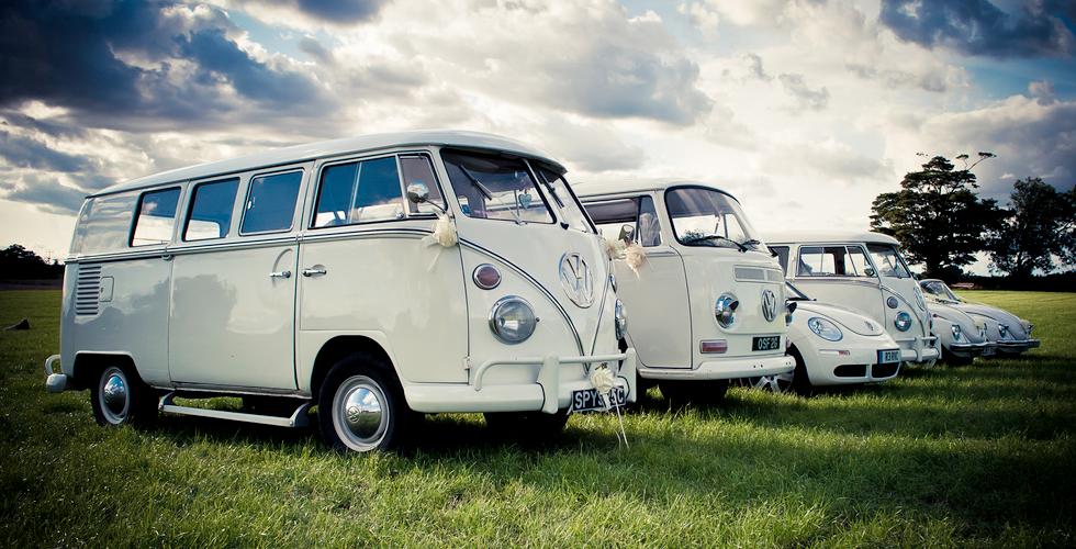 Noleggio furgoncini Volkswagen