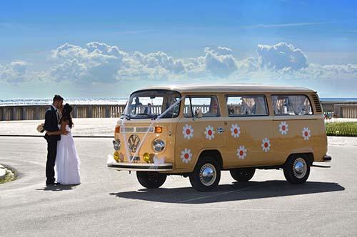 affitto furgoncino vintage matrimonio