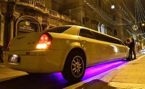 Affitto Limousine San Valentino 2020