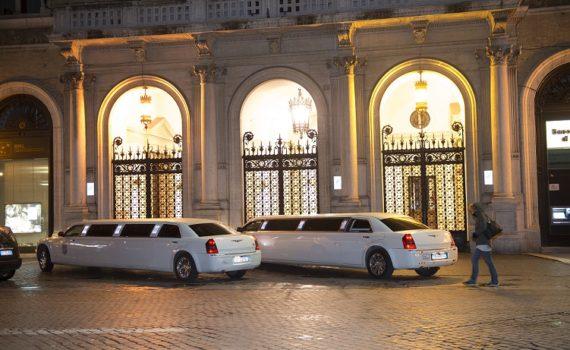 Noleggio Limousine meeting aziendali Roma