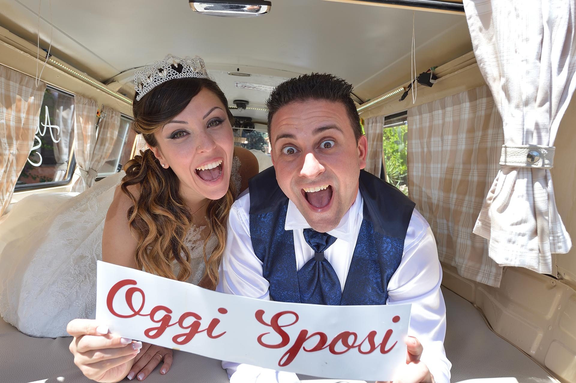photo booth matrimonio pulmino volkswagen