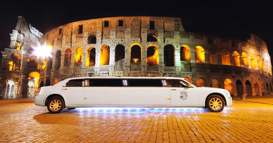 noleggiare una limousine