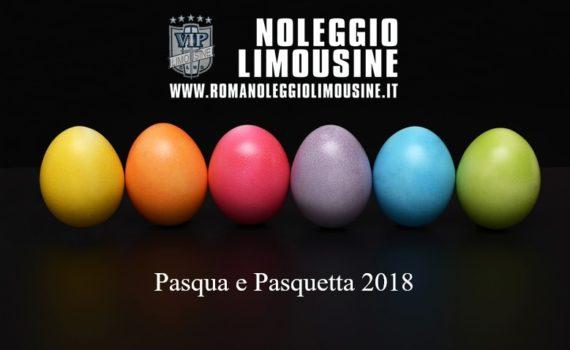 Noleggio Limousine Pasqua e Pasquetta 2018