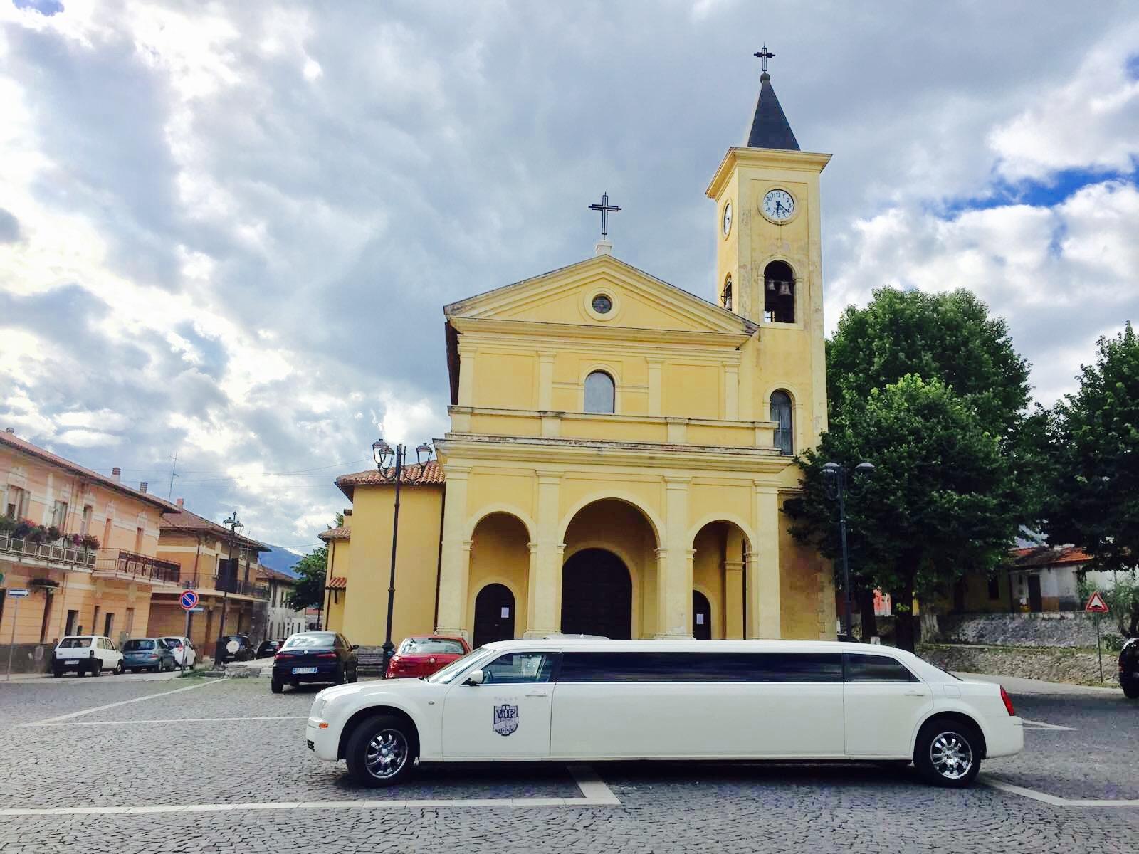 Limousine Matrimonio Roma