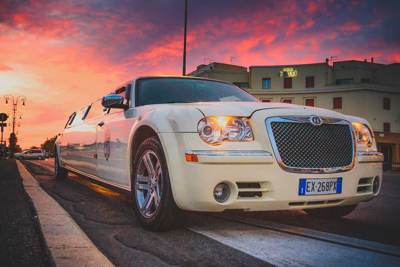noleggio limousine Vip Limousine Club