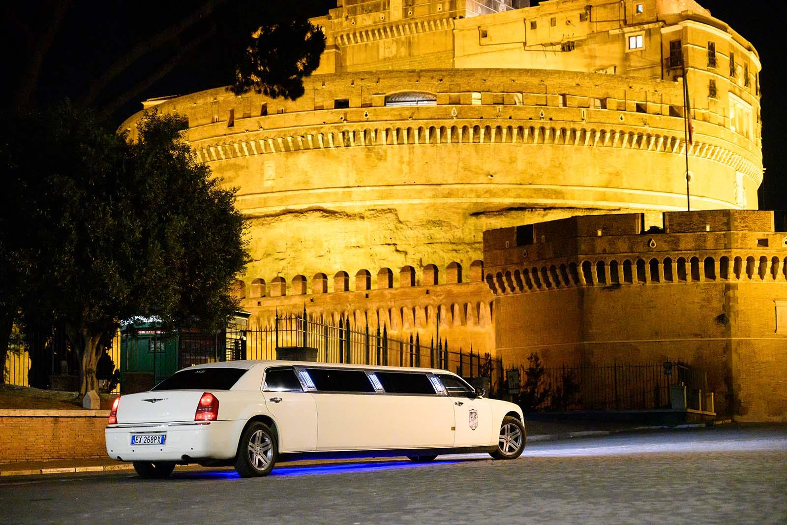 noleggio limousine roma Vip Limous